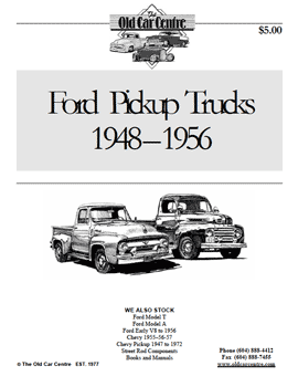 Ford Pickup Catalogue